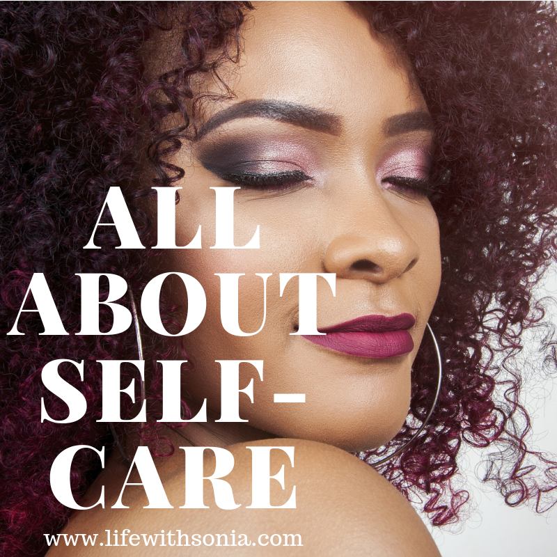 ALL ABOUT SELF-CARE