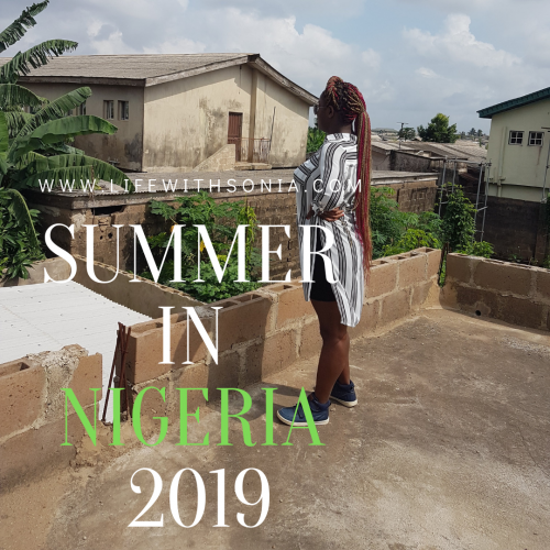 Summer In Nigeria 2019