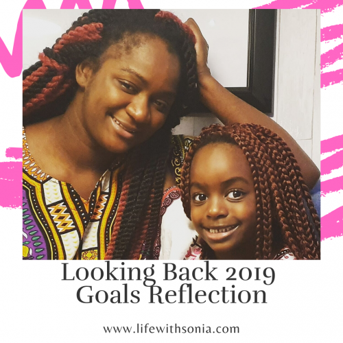 Looking Back 2019 Goals Reflection